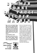 Sommer - Sonne - St. Pauli selber machen