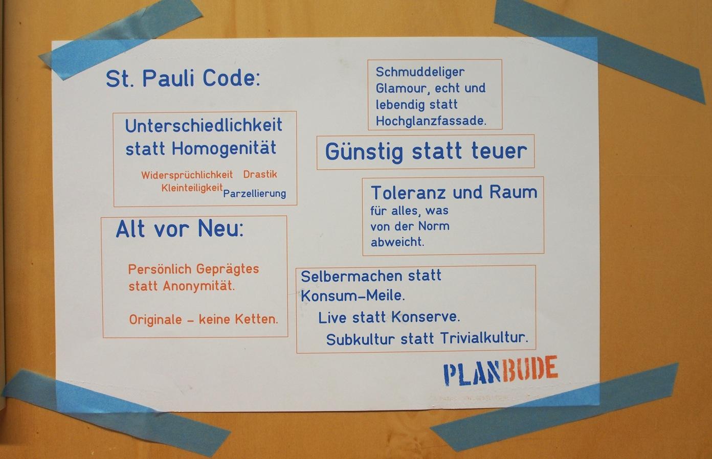 Der St. Pauli Code